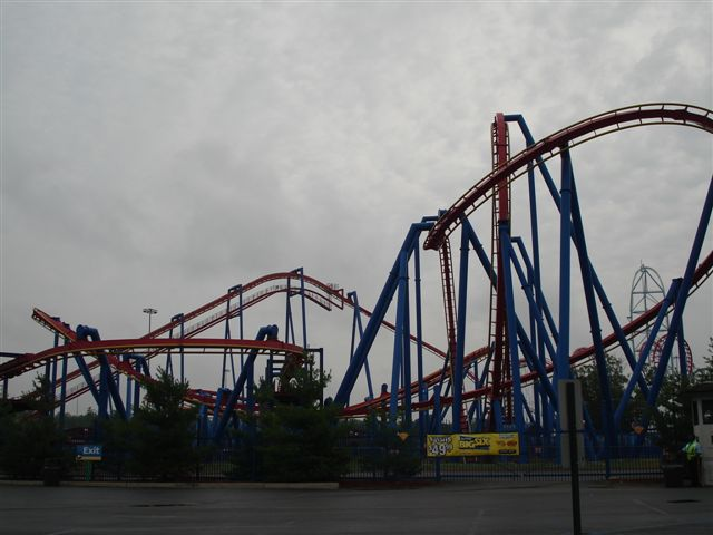 The Good Ride >> SIX FLAGS NEW JERSEY